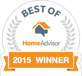 Voted Best of Home Advisor for 2015 - Environmental ProTech