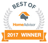 Voted Best of Home Advisor for 2017 - Environmental ProTech